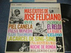 画像1: JOSE FELICIANO - MAS EXITOS DE JOSE FELICIANO (Ex+/MINT- SWOFC) / 1967 US AMERICA ORIGINAL STEREO Used LP