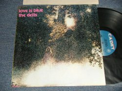画像1: THE DELLS - LOVE IS BLUE (Ex+++/Ex+++) /1969 US AMERICA ORIGINAL Used LP
