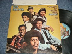 画像1: The COUNTS - WHAT'S UP FRONT THAT - COUNTS (Ex/Ex++) / 1971 US AMERICA ORIGINAL Used LP