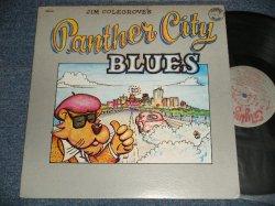 画像1: JIM COLEGROVE - PANTHER CITY BLUES (WHITE BLUES/TEXAS BLUES) (Ex++/MINT-) / 1978 US AMERICA ORIGINAL Used LP