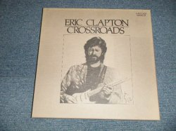 画像1: ERIC CLAPTON -  CROSSROADS (6-LP's BOX SET with BOOKLET & INSERTS) (BOX:Ex++, INNER:Ex+++/MINT-)  / 1988 US AMERICA ORIGINAL Used 6-LP's