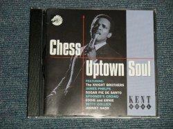画像1: V. A. Various OMNIBUS - CHESS UPTOWN SOUL (MINT/MINT) / 1997 UK ENGLAND ORIGINAL Used CD