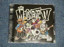 画像1: The MAGNETIC IV - TEENAGE ZOMBIE RIOT (MINT-/MINT) / 2001 US AMERICA ORIGINAL Used CD