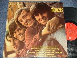 画像1: The MONKEES - THE MONKEES (DEBUT Album) Ex++/Ex++) / 1966 US AMERICA ORIGINAL STEREO Used LP