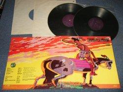 """画像1: BRINSLEY SCHWARZ - BRINSLEY SCHWARZ (1st Album + 2nd Album) (Ex+++/MINT- BB for promo) / 1978 US AMERICA """"PROMO Hole"""" Used 2-LP"""