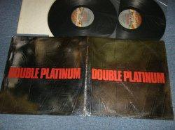 画像1:  KISS - DOUBLE PLATINUM (Ex+++/MINT-) / 1978 US AMERICA Used  2-LP's