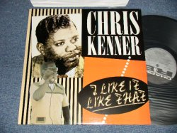 画像1: CHRIS KENNER - I LIKE IT LIKE THAT (MINT-/MINT) /1987 UK ENGLAND ORIGINAL Used LP