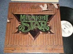 """画像1: MIDNIGHT STAR - VICTORY (Ex++/MINT-) / 1982 US AMERICA ORIGINAL """"WHITE LABEL PROMO"""" Used LP"""