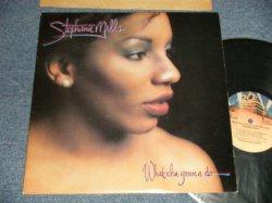 画像1: STEPHANIE MILLS - WHATCHA GONNA DO ( Ex+++, Ex+/Ex+++) / 1979 US AMERICA ORIGINAL Used LP