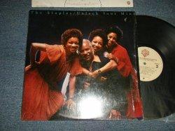 画像1: THe  STAPLES - UNLOCK YOUR MIND (Ex++/Ex++) / 1978 US AMERICA ORIGINAL Used LP