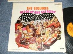 画像1: The ESQUIRES - GET ON UP AND GET AWAY  (MINT-/Ex+++ BB) / 1967 US AMERICA ORIGINAL STEREO Used LP