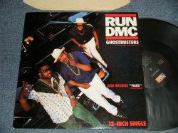 "画像1: RUN DMC - GHOSTBUSTERS (Ex++/Ex+++ WOL) / 1989 UK ENGLAND ORIGINAL Used 12"""