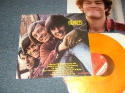 """画像1: The MONKEES - THE MONKEES (DEBUT Album) (MINT-/MINT-) / 1996 US AMERICA REISSUE """"With PIN-UP LINER"""" """"ORANGE Color WAX VINYL"""" STEREO Used LP"""