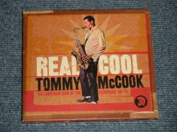 画像1: TOMMY McCOOK  - REAL COOL : The JAMAICAN KINMG OF THE SAXOPHONE '66-'77 Box Set (MINT-/MINT) /  2005 UK ENGLAND ORIGINAL Used 2-CD'S Box set