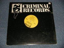 """画像1: Wally Jump Jr. & The Criminal Element - Turn Me Loose (Ex++/Ex+++) / 198 US AMERICA ORIGINAL Used 12"""""""