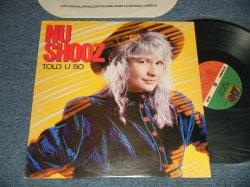 画像1: NU SHOOZ - TOLD U SO (Ex++/Ex++) / 1988 US AMERICA ORIGINAL Used LP