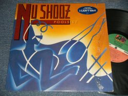 画像1: NU SHOOZ - POOL SIDE (MINT-/MINT- Cut out) / 1985 US AMERICA ORIGINAL Used LP