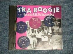 画像1: V.A. Various -SKA BOOGIE : JAMAICAN R&B, THE DAWN Of SKA (MINT-/MINT) / 1993 UK ENGLAND ORIGINAL Used CD
