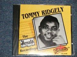画像1: TOMMY RIDGELY - THE HERALD RECORFINGS (MINT-/MINT) / 1992 US AMERICA ORIGINAL Used CD