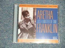 画像1: ARETHA FRANKLIN - JUST A MATTER OF TIME (MINT-/MINT) /  2009 UK ENGLAND ORIGINAL Used CD