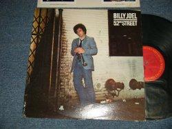 画像1: BILLY JOEL - 52nd STREET With CUSTOM INNER ( Matrix #A)AL 35609-1C F8 STERLING TJ B)BL 35609-1CF G2 STERLING TJ) (Ex+/Ex++ B-1:Ex) / 1978 US AMERICA ORIGINAL Used LP