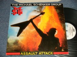 画像1: MSG / The MICHAEL SCHENKER GROUP - ASSAULT ATTACK (Ex++/MINT- SWOFC, SWOL) / 1982 WEST-GERMANY ORIGINAL Used LP