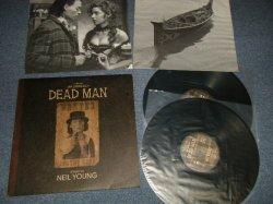 画像1: NEIL YOUNG - DEAD MAN (ost) (Ex+++/MINT-) / 1996 US AMERICA ORIGINAL Used 2-LP's