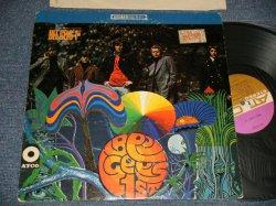 """画像1: BEE GEES - BEE GEES' 1st (Ex+/Ex++ EDSP) / 1967 US AMERICA ORIGINAL 1st Press """"PURPLE & BROWN Label"""" STEREO Used LP"""
