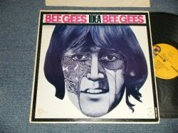 """画像1: BEE GEES - IDEA (Matrix #A) ST-C-681333-2A CT T A   B) ST-C-681334-1A / CT T A33) (Ex++/Ex+++ Looks:MINT-) / 1969 Version US AMERICA 2nd Press """"YELLOW Label with 1841 BROADWAY Credit Labe Bottom""""  Used  LP"""