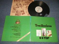 画像1: ZZ TOP -  TRES HOMBRES  ( MATRIX #A)BSK-1-3207  LW6 ▵24829 * MR B)BSK-2-2207  LW6 ▵24829-x MR *)  (E++/MINT-) /1978 Version US AMERICA REISSUE Used LP