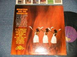 """画像1: MARTHA and The VANDELLAS - HEAT WAVE (Ex+++/Ex++) / 1963 US AMERICA ORIGINAL """"1st press Number Credit"""" MONO Used  LP"""