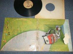 画像1: CANNED HEAT - CONCERT : RECORDED LIVE IN EUROPE (Ex-/Ex+ EDSP ) / 1971 US AMERICA ORIGINAL Used LP