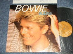 画像1: DAVID BOWIE - RARE (EX++/MINT) / 1983 AUSTRALIA & NEW ZEALAND ORIGINAL Used LP