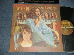 """画像1: CAROLE KING - HER GREATEST HITS (Ex+++/MINT-) / 1978 US AMERICA ORIGINAL 1st Press """"TEXTURED Cover"""" Used LP"""