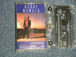 画像1: BOBBY WOMACK  - WOMAGIC (MINT-/MINT) / 1986 US AMERICA ORIGINAL Used CASSETTE TAPE