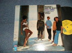 """画像1: BOOKER T.& THE MG'S - SOUL LIMBO( Ex++/Ex+++ EDSP)  / 1988 US AMERICA ORIGINAL """"YELLOW with MEMPHIS ADDRESS Label""""  Used LP"""