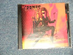 画像1: THE CRAMPS - FLAME JOB (Ex+++/MINT) / 1994 AUSTRALIA ORIGINAL Used CD
