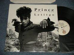 """画像1: PRINCE - Letitgo / LET IT GO (MINT-/MINT-) / 1984 GERMANY GERMAN ORIGINAL Used 12"""""""