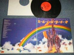 "画像1: RAINBOW - Ritchie Blackmore's Rainbow (Matrix #A)PD-6049 - A-CS5 KENDUN SX The Wasp   B)PD-6049 - B-CS6 KENDUN-B) ""SANTA MARIA Press in CA(Ex+++/MINT-) / 1975 US AMERICAORIGINAL Used LP"