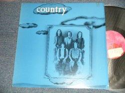 画像1: COUNTRY - COUNTRY (Ex+++/MINT CUTOUT, TAPE) / 1971 US AMERICA ORIGINAL Used LP