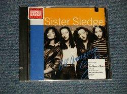 """画像1: SISTER SLEDGE - ALL AMERICAN GIRL (SEALED Cutout) / 1995 US AMERICA  """"BRAND NEW SEALED"""" CD"""