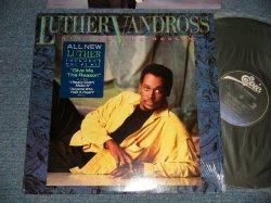 画像1: LUTHER VANDROSS - GIVE ME THE REASON (MINT/MINT- B-1,2:Ex+) / 1986 US AMERICA ORIGINAL Used LP