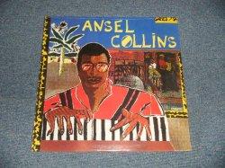"""画像1: ANSEL COLLINS - ANSEL COLLINS  (SEALED BB) / 1986 US AMERICA ORIGINAL """"BRAND NEW SEALED"""" LP"""