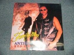 """画像1: ANTHONY RED ROSE - FAMILY MAN (SEALED ROUNDED ON JACKET) / 1994 US AMERICA ORIGINAL """"BRAND NEW SEALED"""" LP"""