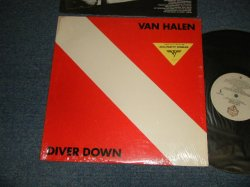 画像1: VAN HALEN - DIVER DOWN (MINT-/Ex+++ Looks:Ex+, w/HYPE SEAL) / 1982 US AMERICA ORIGINAL Used LP