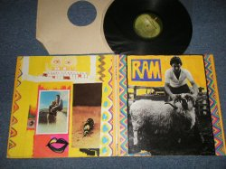 画像1: PAUL McCARTNEY (of THE BEATLES) - RAM (Ex+++/Ex+++ Looks:Ex+) / 1971 US AMERICA ORIGINAL Used LP