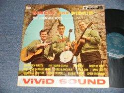 画像1: The JOHNSON BOYS - SINGIN' AND PICKIN' (Ex+/Ex+++EDSP, STOFC) / 1963 US AMERICA ORIGINAL STEREO Used LP