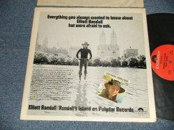 画像1: ELLIOTT RANDALL - Everything You Always Wanted To Know About Elliott Randall But Were Afraid To Ask / Randall's Island(Ex++/MINT-)/ 1970 US AMERICA ORIGINAL Used LP
