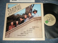 画像1: Bluegrass Album Band Feat. Bobby Hicks / Todd Phillips / J.D. Crowe / Jerry Douglas / Tony Rice / Doyle Lawson ‎- California Connection - The Bluegrass Album Vol. Three (MINT-/MINT) / 1983 US AMERICA ORIGINAL Used LP
