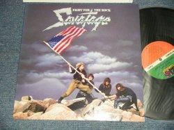 画像1: SAVATAGE - FIGHT FOR THE ROCK (MINT-/MINT) / 1986 US AMERICA ORIGINAL Used LP